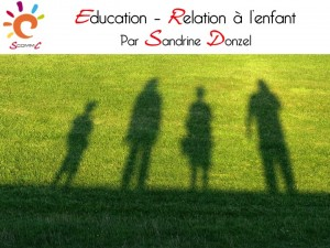 image education relation adulte enfant