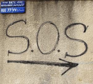 Graffiti SOS