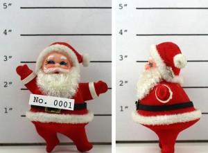 Wanted Père Noël