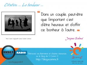 14.05.26 Entre nous bugey radio bonheur