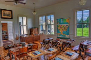 déménagement peur de changer d'école salle de classe