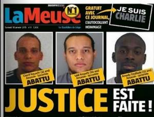 couverture sud presse justice est faite terroristes
