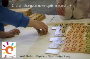 15.10.30 changer le systeme scolaire montessori relation enseignant enfant