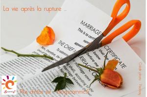 vie apres rupture divorce
