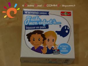 jeu pour aider mon enfant a depasser ses peurs Bioviva boite exterieur