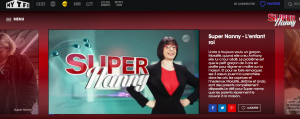 super nanny capture ecran