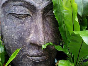 ne plus être stressée ? Bouddha