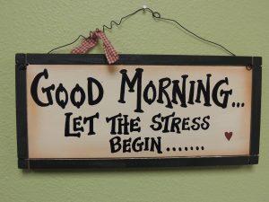 Gérer son temps : bonjour, le stress commence