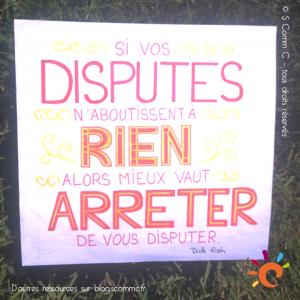 désaccords éducatifs entre les parents : si vos disputes n'aboutissent à rien, mieux vaut arrêter de vous disputer