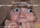Rituels et routines, baguette magique pour sécuriser l'enfant anxieux ?