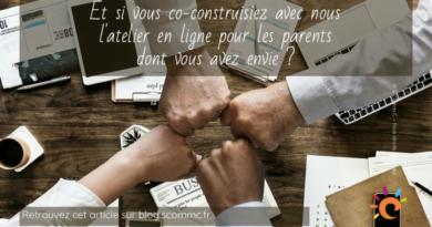 Et si vous co-construisiez avec nous l'atelier en ligne pour les parents dont vous avez envie ?