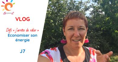 VLOG – défi «j'arrête de râler» – J7 – devenir un parent écologique