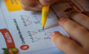 survivre aux devoirs scolaires : les maths