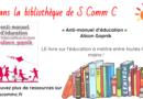 «Anti manuel d'éducation», un livre à mettre entre toutes les mains !