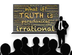 le régime paradoxal : une approche absurdement simple