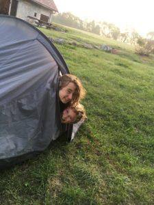 aventure en famille : les enfants au réveil