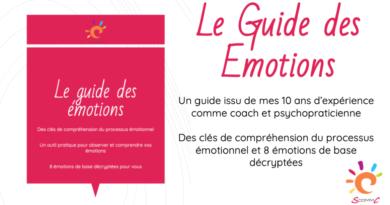 Découvrez le guide des émotions !