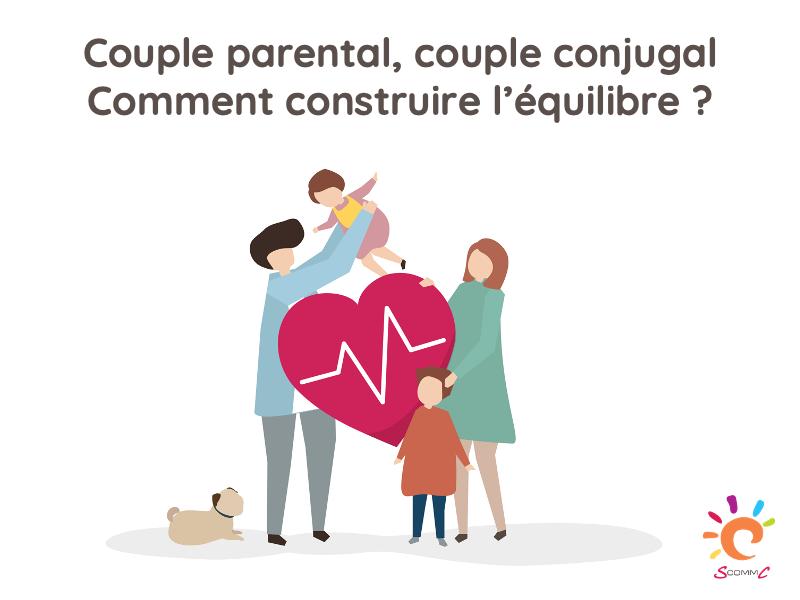 """image permettant d'accéder à la conférence en ligne """"couple parental, couple conjugal"""""""